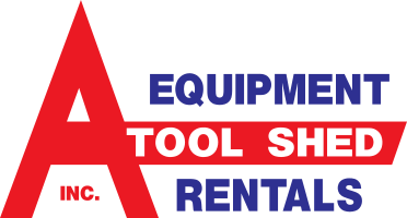 A Tool Shed Equipment Rentals