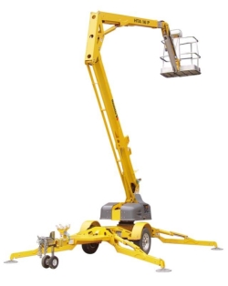Rental store for 45  TOWABLE PERSONNEL BOOM LIFT in Watsonville CA