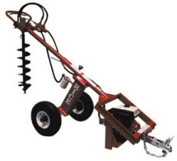 Rental store for 1 PERSON TOWABLE AUGER in Watsonville CA