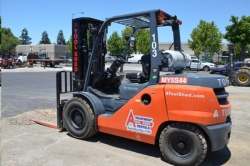 Rental store for 15  WAREHOUSE FORKLIFT 8,500 LBS CAP in Watsonville CA