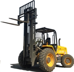 Rental store for 21  FORKLIFT 4X4 8,000 LBS CAPACITY in Watsonville CA