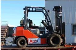 Rental store for 15  WAREHOUSE FORKLIFT 4500 LBS CAPACITY in Watsonville CA
