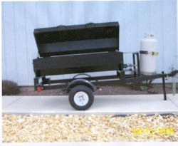 Rental store for TOWABLE PROPANE BARBEQUE with GRILL in Watsonville CA