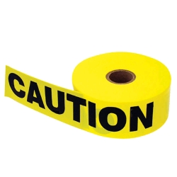 Rental store for TAPE, CAUTION 3  PER ROLL in Watsonville CA