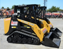 Rental store for 48  TRACK SKID STEER LOADER TRACTOR in Watsonville CA