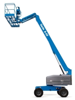 Rental store for 45  GENIE S45 PERSONNEL BOOM LIFT in Watsonville CA