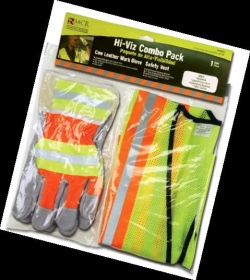 Rental store for SAFETY VEST   GLOVES COMBO in Watsonville CA