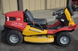 Rental store for 4 x 4 RIDE-ON WEED MOWER BRUSH CUTTER in Watsonville CA