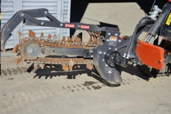Rental store for SK750 TRENCHER  ATTACHMENT, 30  DEPTH in Watsonville CA