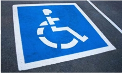 Rental store for HANDICAPPED PARKING STENCIL in Watsonville CA