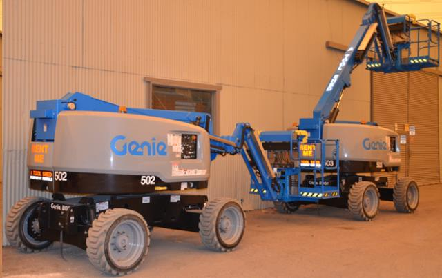 Where to find 45  GENIE Z45 25 HYBRID BOOM  LIFT in Watsonville