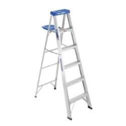 Rental store for 6  ALUMINUM STEP LADDER in Watsonville CA