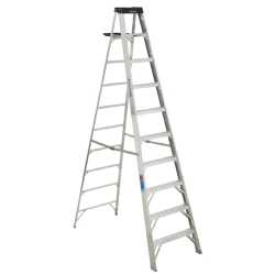 Rental store for 10  ALUMINUM STEP LADDER in Watsonville CA