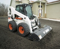 Rental store for SKID STEER TRACTOR TILLER, 60  WIDE in Watsonville CA