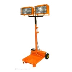 Used Equipment Sales FLOOD LIGHT DUAL FIXTURE 500 WATT EACH in Watsonville CA