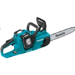 Rental store for 14  MAKITA 36V CORDLESS CHAINSAW in Watsonville CA