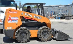 Rental store for 60  SKID STEER TRACTOR LOADER in Watsonville CA